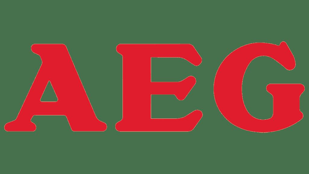 Logo proveedor AEG