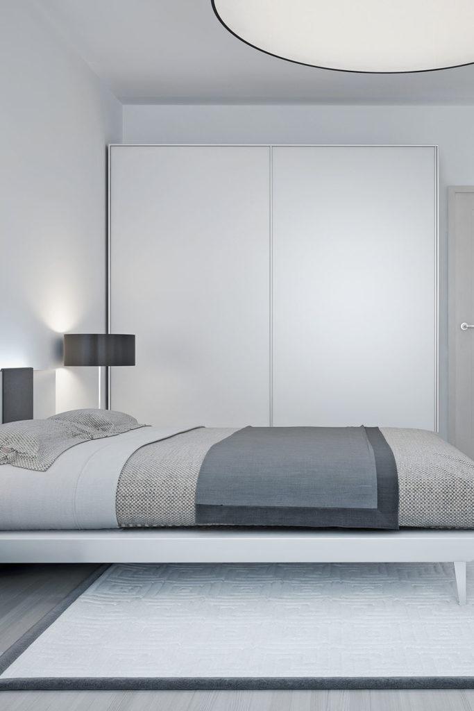 Teyo Diseños: armario habitación moderna