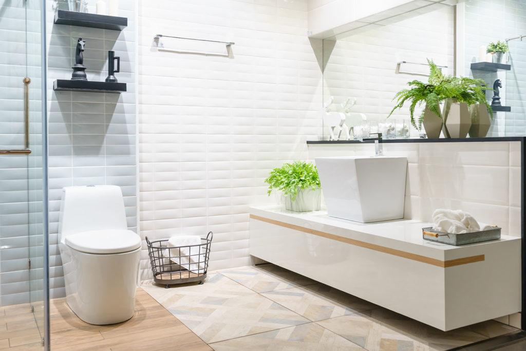 Teyo Diseños: baño decorado
