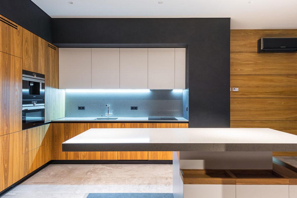 Formas de iluminar una cocina