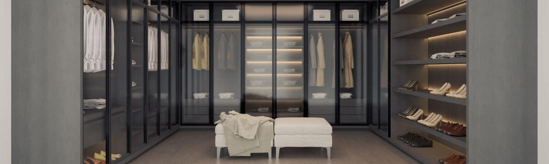 Armario o vestidor, cómo elegir la mejor opción
