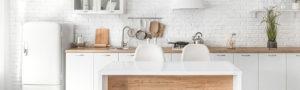 Teyo Diseños: cocinas estilo nórdico