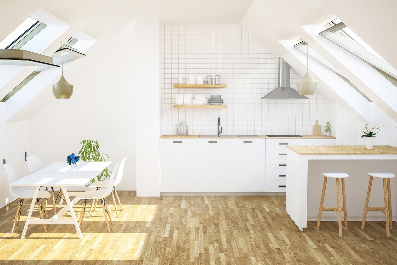 Teyo Diseños: madera en las cocinas nórdicas