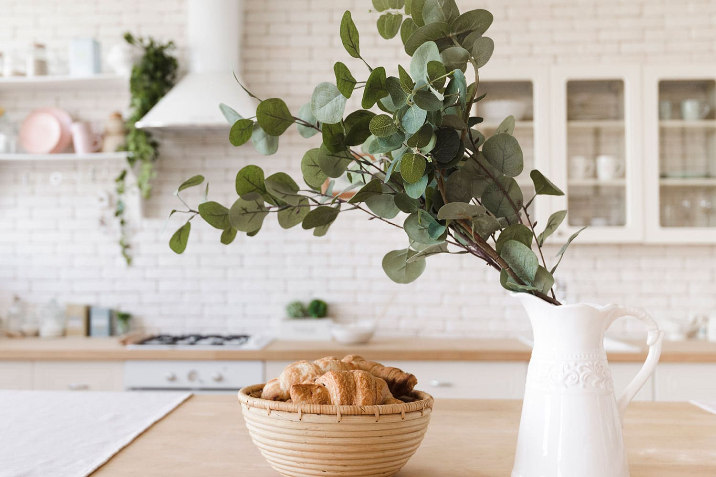 Teyo Diseños: plantas decorativas para cocina
