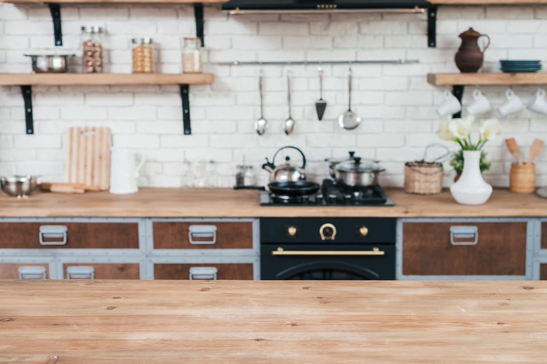 Teyo Diseños: tipos de madera para cocina