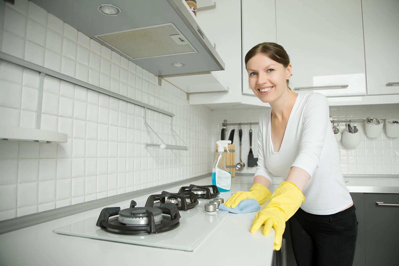 Teyo Diseños: limpieza de cocina a fondo