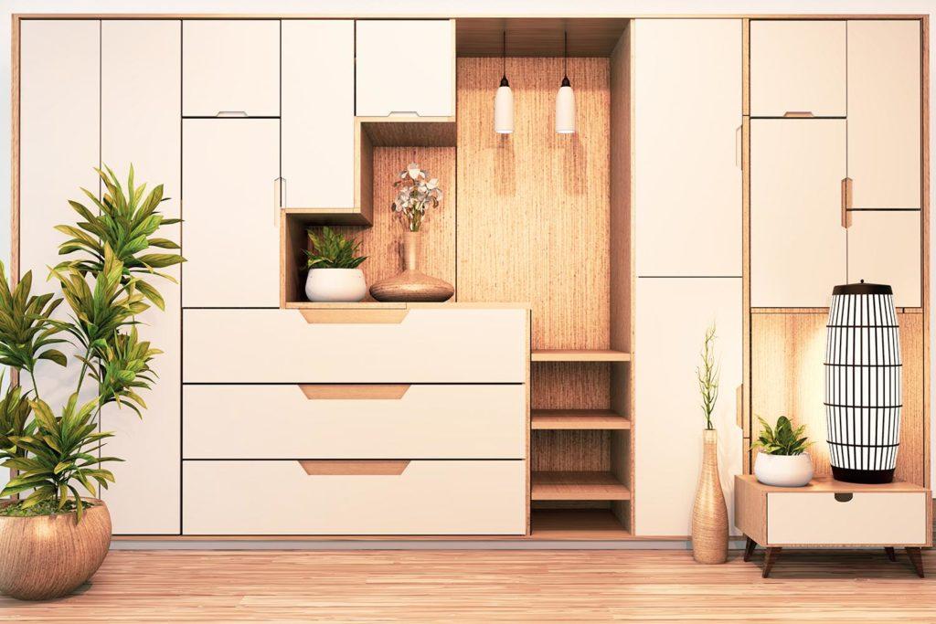 Teyo Diseños: armario en tonos beige