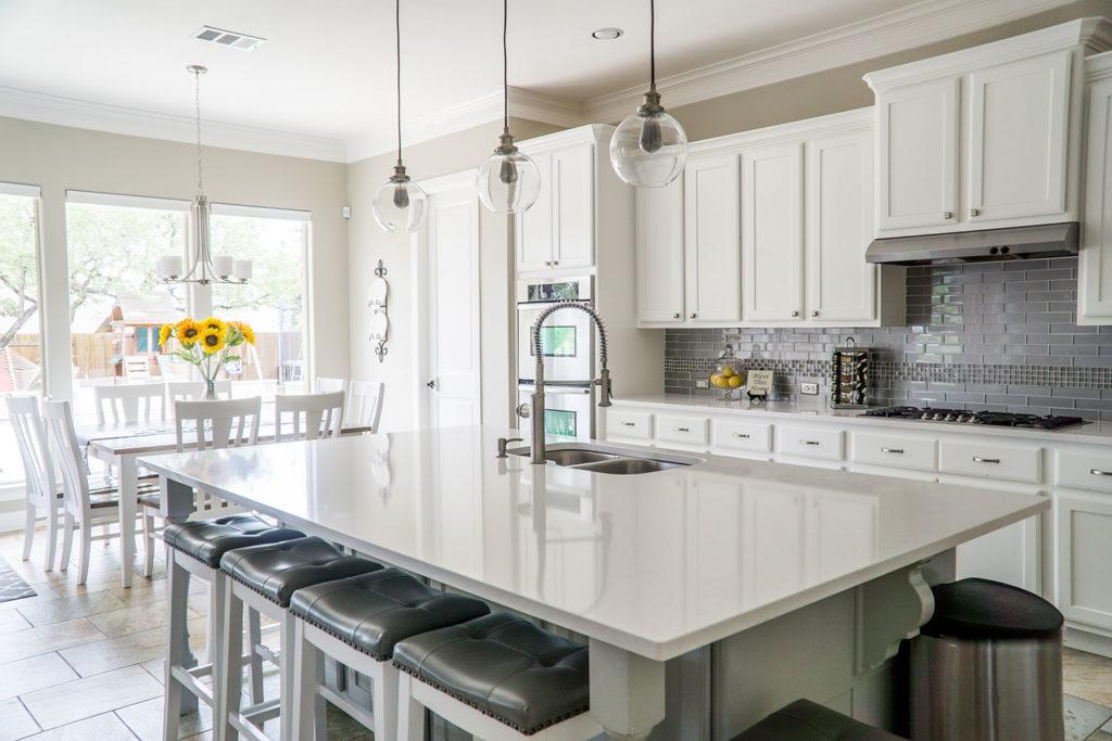 Teyo Diseños: muebles para cocina moderna de lujo