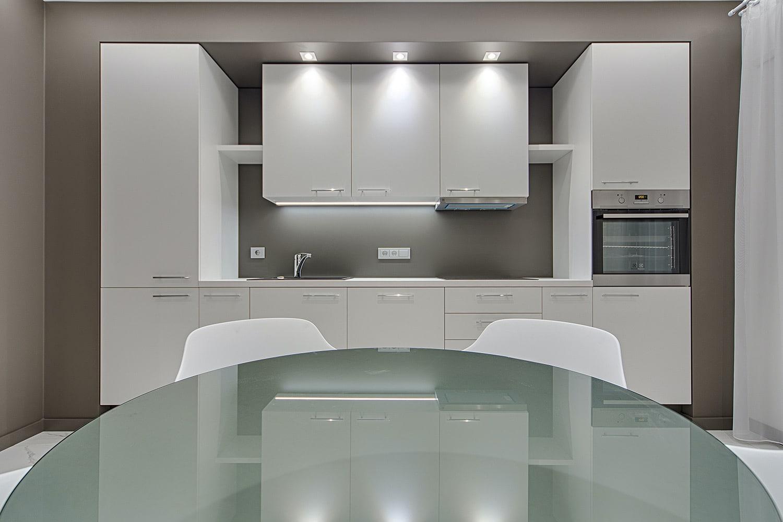 Teyo Diseños: tipos de luz en la cocina