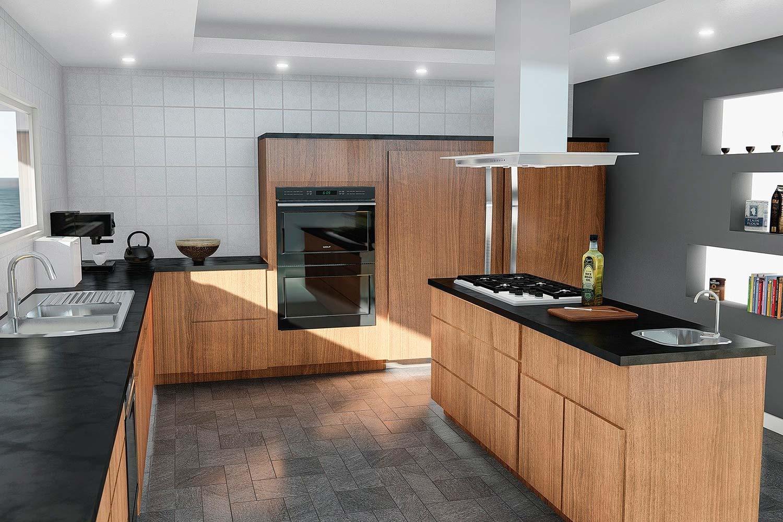 Teyo Diseños: Encimeras de cocina granito