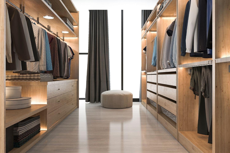 Teyo Diseños: vestidor o armario